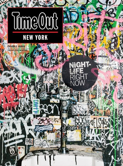 Time Out New York Cover - 7/5/2017