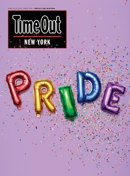 Time Out New York Cover - 6/21/2017