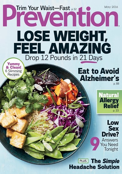 Prevention Cover - 5/1/2016