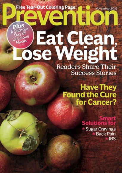 Prevention Cover - 11/1/2016