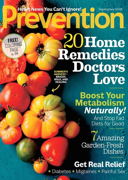 Prevention Cover - 9/1/2016