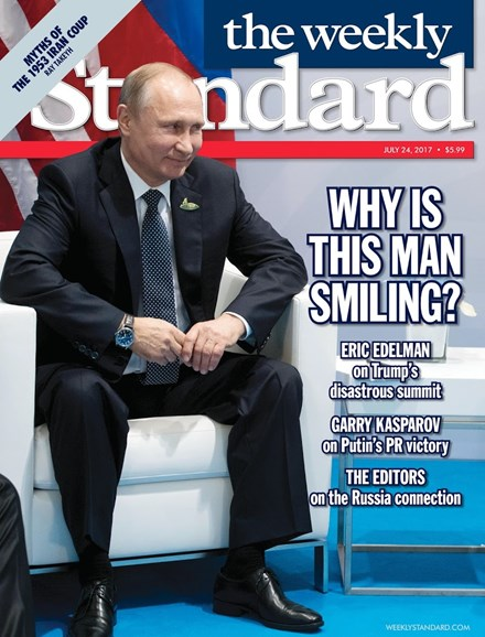 Washington Examiner Cover - 7/24/2017