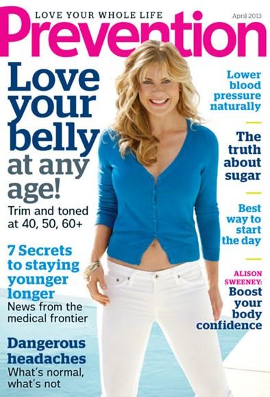 Prevention Cover - 4/1/2013