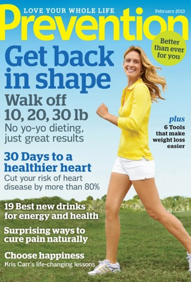 Prevention Cover - 2/1/2013