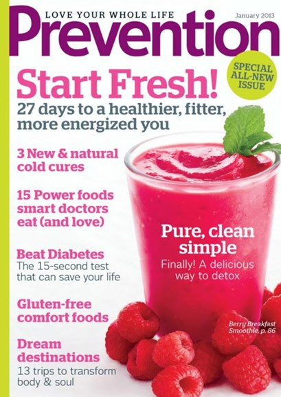 Prevention Cover - 1/1/2013