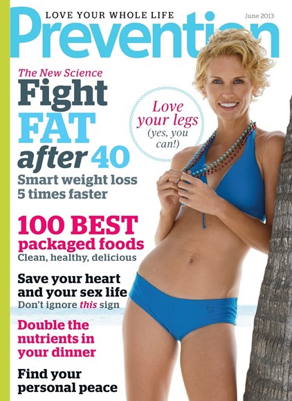 Prevention Cover - 6/1/2013