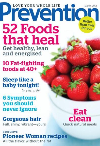 Prevention Cover - 3/1/2013