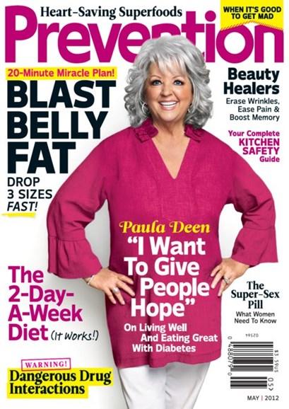 Prevention Cover - 5/1/2012