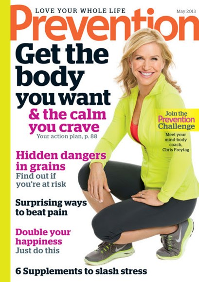 Prevention Cover - 5/1/2013