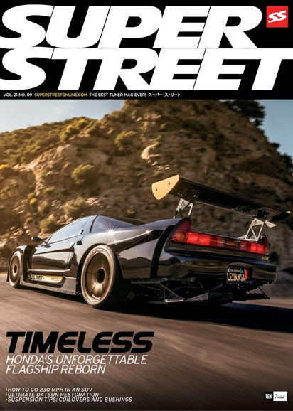Super Street Cover - 9/1/2017