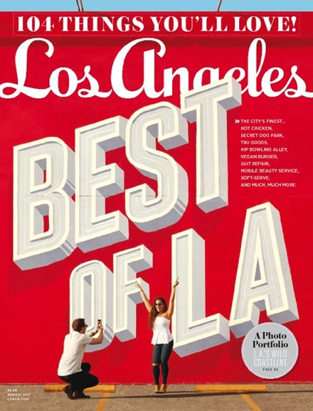 Los Angeles Cover - 8/1/2017