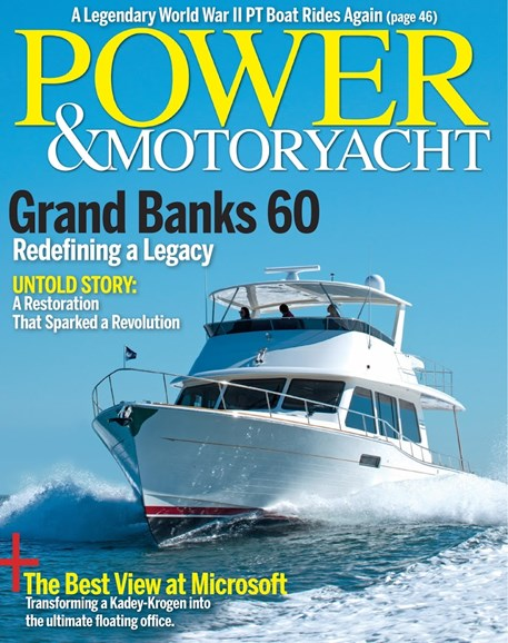 Power & Motoryacht Cover - 8/1/2017