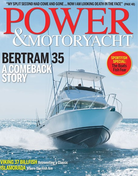 Power & Motoryacht Cover - 7/1/2017