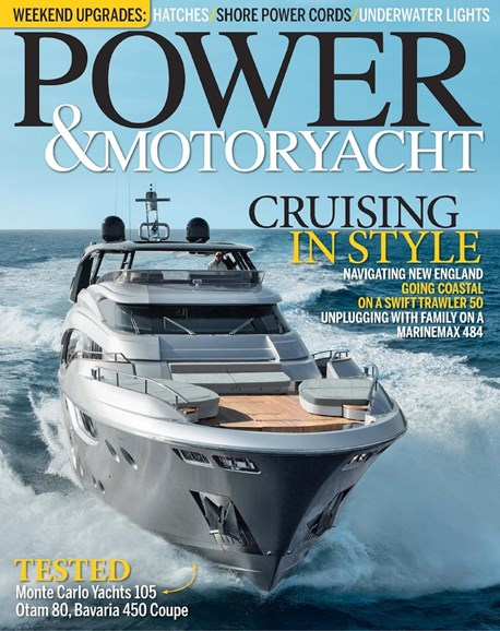 Power & Motoryacht Cover - 4/1/2016