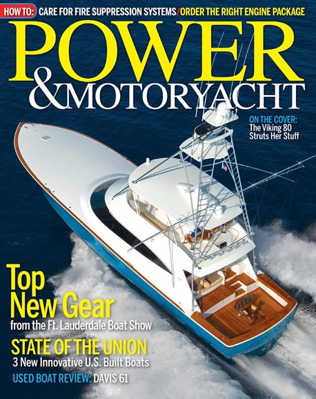 Power & Motoryacht Cover - 1/1/2016
