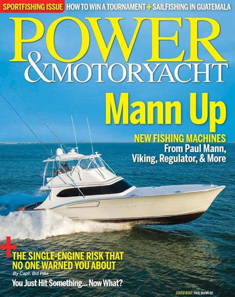 Power & Motoryacht Cover - 7/1/2016