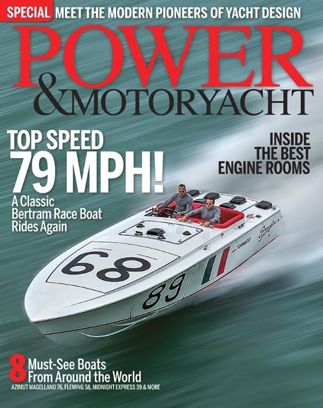 Power & Motoryacht Cover - 6/1/2016