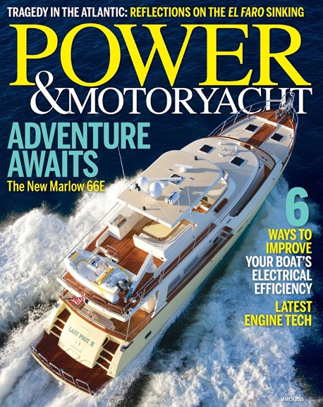Power & Motoryacht Cover - 3/1/2016