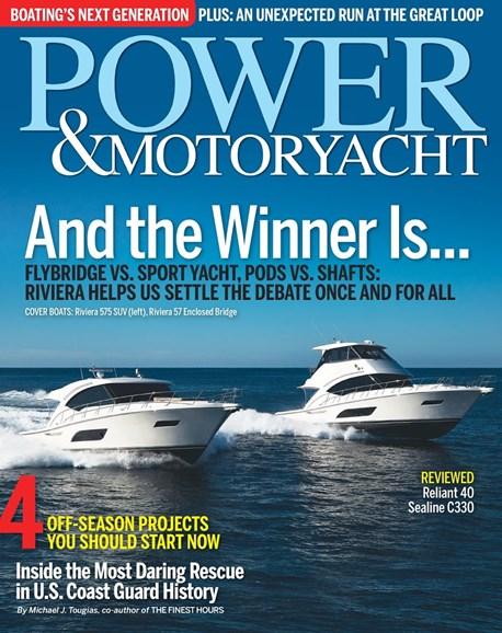 Power & Motoryacht Cover - 9/1/2016