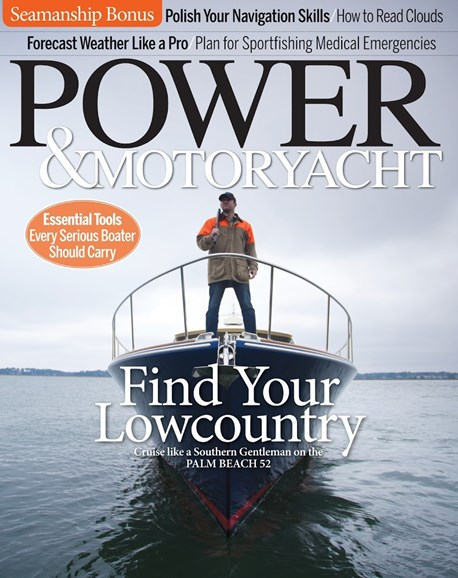 Power & Motoryacht Cover - 4/1/2015