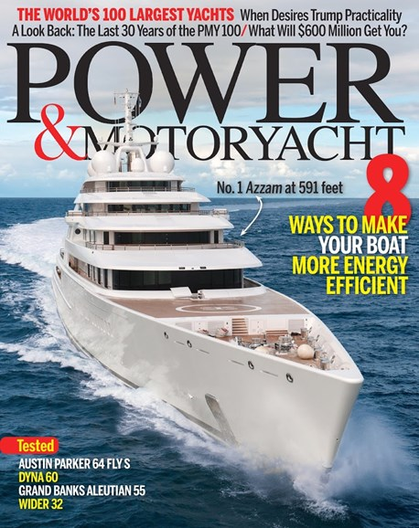 Power & Motoryacht Cover - 8/1/2015