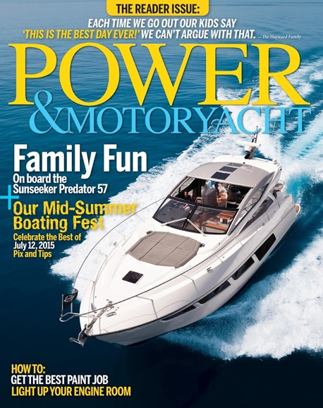 Power & Motoryacht Cover - 12/1/2015