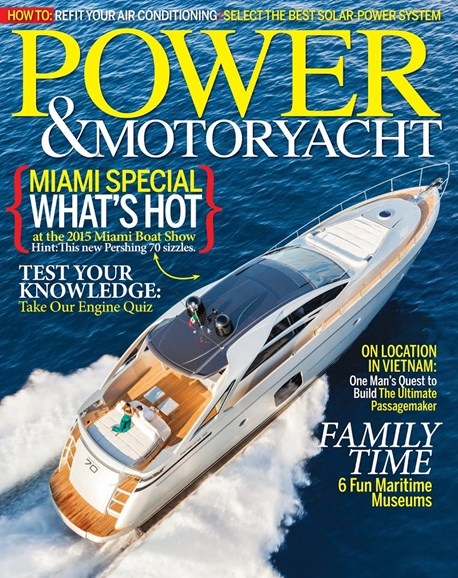 Power & Motoryacht Cover - 2/1/2015