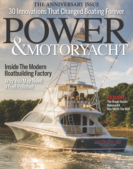 Power & Motoryacht Cover - 1/1/2015