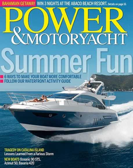 Power & Motoryacht Cover - 7/1/2015