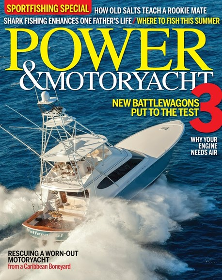 Power & Motoryacht Cover - 6/1/2015