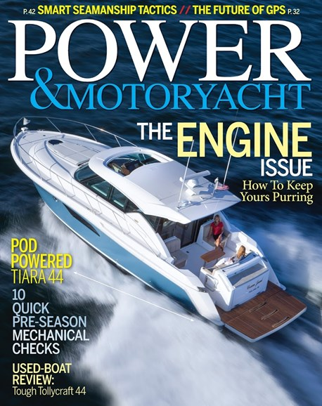 Power & Motoryacht Cover - 3/1/2015