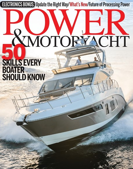 Power & Motoryacht Cover - 5/1/2015