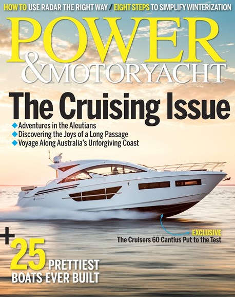 Power & Motoryacht Cover - 10/1/2015