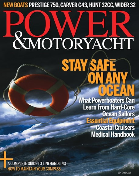 Power & Motoryacht Cover - 9/1/2015