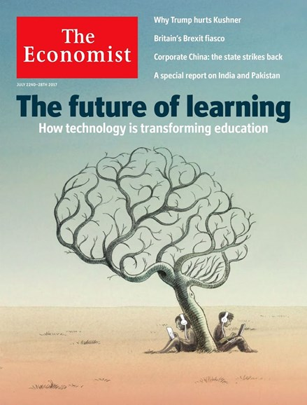 The Economist Cover - 7/22/2017