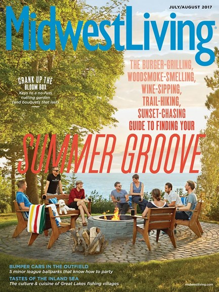 Midwest Living Cover - 7/1/2017