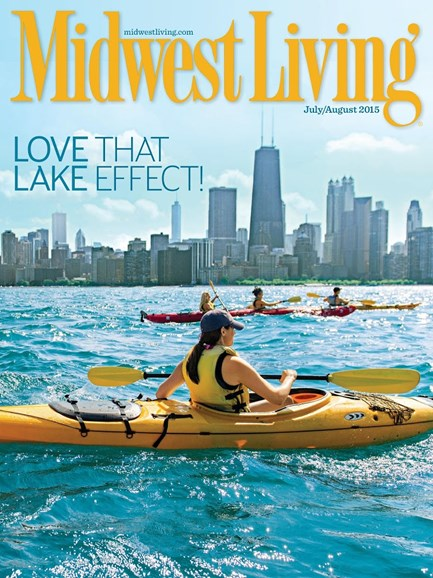 Midwest Living Cover - 7/1/2015