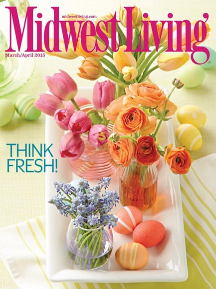 Midwest Living Cover - 3/1/2015