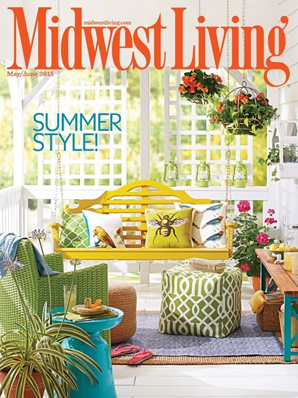 Midwest Living Cover - 5/1/2015