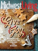 Midwest Living Magazine 11/1/2015