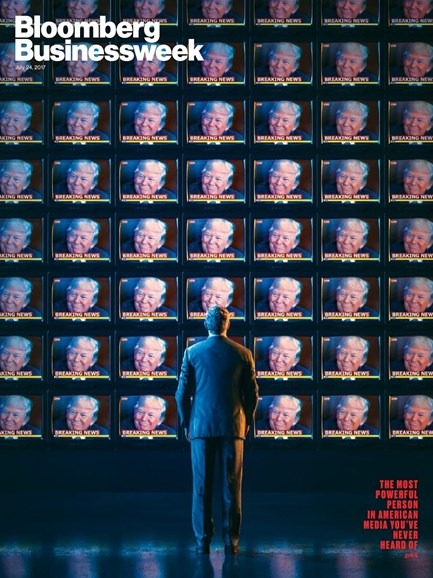 Bloomberg Businessweek Cover - 7/24/2017