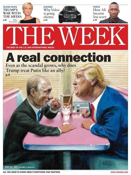 The Week Cover - 7/21/2017
