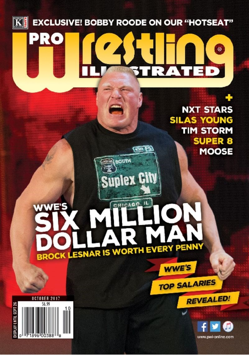 Best Price for Pro Wrestling Illustrated Magazine Subscription
