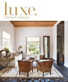 Luxe Interiors & Design 7/1/2016
