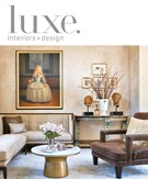 Luxe Interiors & Design 11/1/2016
