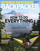 Backpacker Magazine 8/1/2017