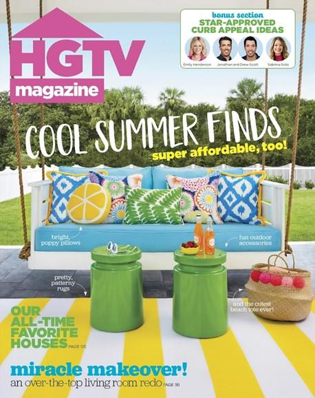 HGTV Cover - 7/1/2017