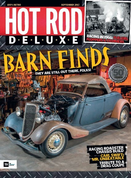 Hot Rod Deluxe Cover - 9/1/2017