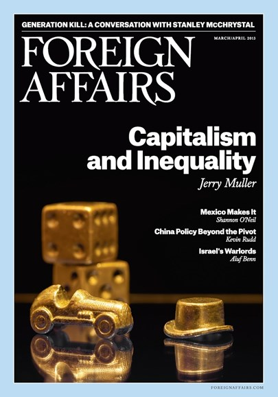 Foreign Affairs Cover - 3/1/2013