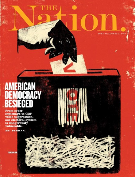 The Nation Cover - 7/31/2017